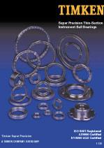 Rodamientos timken catalogo